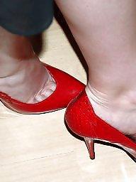 Heels, Red