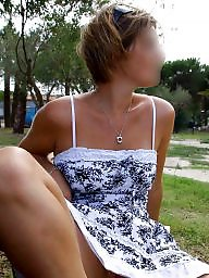 Upskirt, Upskirts, Nature, Upskirt flashing