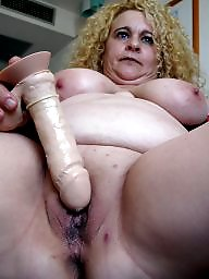 Dildo, Sex, Strap on, Lady, Bbw sex, Strap