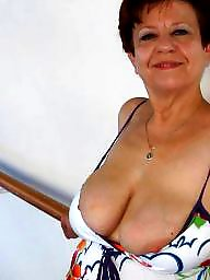Granny, Grannies, Big granny, Sexy granny, Granny boobs, Mature big boobs