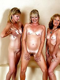 Trio, Hairy matures