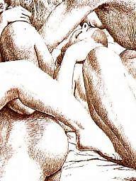Art, Mature ass, Ass mature, Mature porn, Vintage mature, Vintage porn