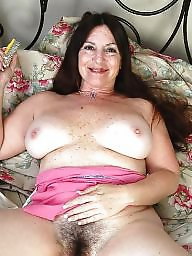 Hairy, Mature hairy, Hairy mature, Mature tits, Beauty, Beautiful