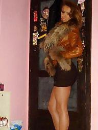 Teen, High heels, Teen stockings, High