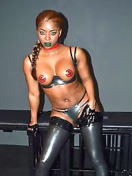 Mistress, Slave, Slaves, Ebony tits