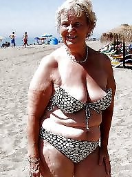 Granny beach, Granny big boobs, Granny boobs, Big granny, Busty granny, Granny amateur