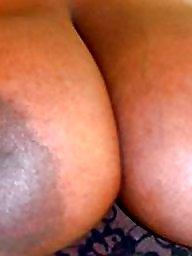 Areola, Nipples, Big nipples, Bbw ebony