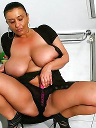 Mature, Breast, Huge boobs, Big breasts, Huge, Mature big boobs