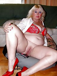 Amateur granny, Mature mix