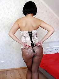 Mature pantyhose, Mature stocking