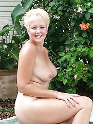 Garden, Mature sexy, Naked milf, Naked mature, Mature naked
