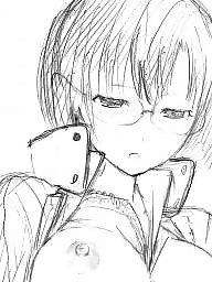 Lesbians, Manga, Asian naked