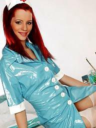 Nurse, Suspenders, Tight, Nurses