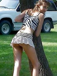 Outdoors, Public flash, Milf outdoor, Milf flashing, Outdoor milf