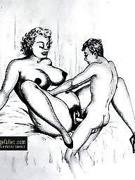 Vintage sex, Hairy vintage
