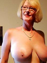 Mature boobs, Big boob mature
