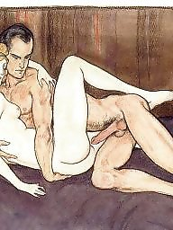 Drawing, Drawings, Art, Draw, Erotic, X art