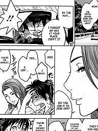 Hentai, Twins, Compilation, Manga