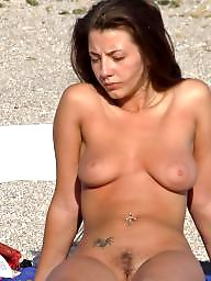Nudist, Gorgeous, Nudists, Voyeur beach