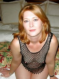 Downblouse, Dressed, Dress, Underwear, Mature underwear, Dressing