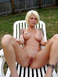 Hot blonde, Hot blond, Boobs amateur
