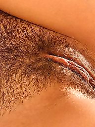 Hairy, White, Amateur hairy