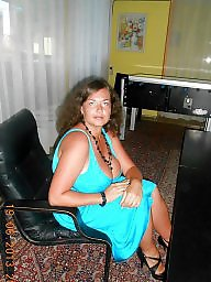 Busty, Woman, Busty russian, Russian