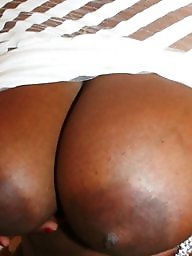 Areola, Big nipples, Bbw ebony