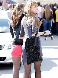 Heels, High heels, Tight, Tights, High, Stockings heels