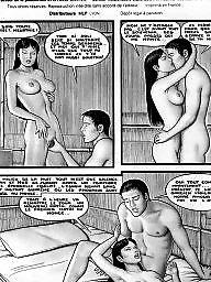 Cartoons, Village, Hardcore cartoon, Cartoon anal