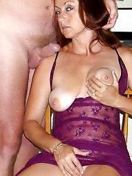 Lingerie, Milf lingerie, Candy, Amateur lingerie, Purple