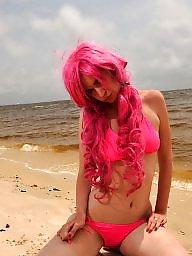 Bikini, Nipples, Bikini beach