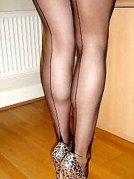 Mature mix, Stockings mature, Milf stockings