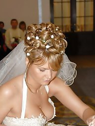 Bride, Wedding, Brides, Stocking amateur