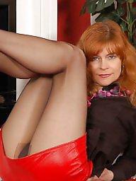 Lady, Stocking