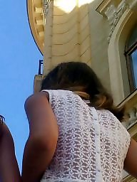 Jeans, Romanian girls, Hidden, Spy cam