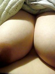 Bbw wife, Wifes tits