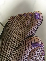 Fishnet, Feet