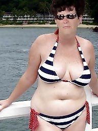 Mature bikini, Bikini milf