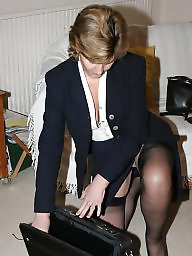 Mature stocking, Uk mature, Mature lady
