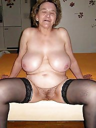 Granny, Granny big boobs, Granny boobs, Granny stockings, Mature granny, Big granny