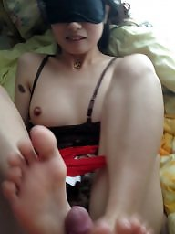 Korean, Asian blowjob
