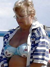 Granny, Granny beach, Mature beach, Beach mature, Sexy granny, Granny amateur