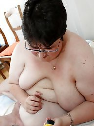 Bbw granny, Old granny, Granny bbw, German, Young, Old young
