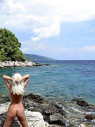 Public, Blonde mature, Mature beach, Mature blonde, Mature blond, Beach mature