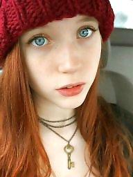 Nude, Redhead