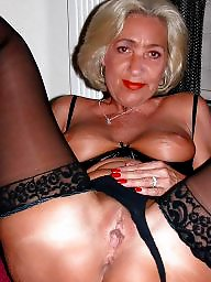 Stocking mature, Milf mature, Milf stocking