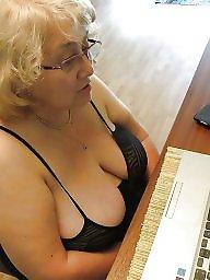 Grandma, Mature, Grandmas, Big boob mature