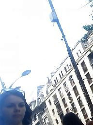 Romanian, Street, Teens amateurs, Spy