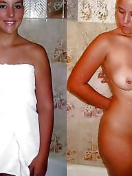 Before, Teen nude